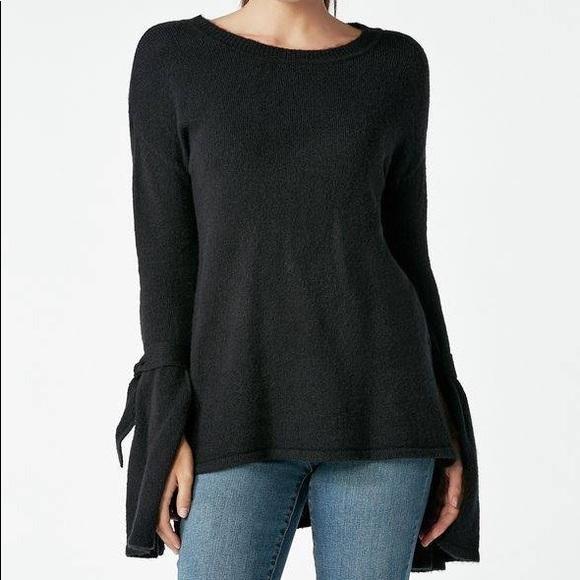 1a6468ea1c0 JustFab Sweaters   Nwot Bell Sleeve Tunic Sweater   Poshmark